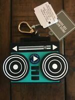 Bath & Body Works BOOMBOX RADIO Pocket Holder Hand Gel MUSIC 🎵 SOUND and