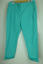 Cotton Blend Regular Size VERONIKA MAINE Pants for Women