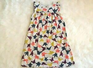 Tea Collection Girls Summer Dress Size 8
