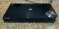 SAMSUNG SMART 3D BLU RAY DVD PLAYER BD-F5900 W/OUT REMOTE
