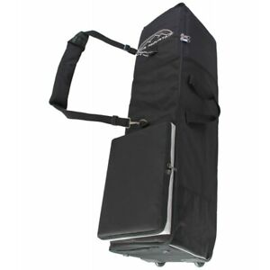 Sun Mountain Travel Lite | Travel Cover Flight Bag to Protect you Clubs