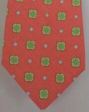 "Kiton Napoli Mens 7 Fold Handmade Thick Woven Tie NEW 59"" X 3.5"" SKU B32/35 $290"