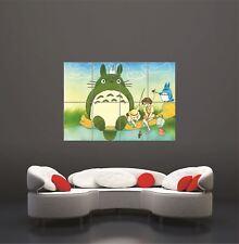 My Neighbor Totoro Anime Giant Poster Art Print
