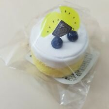 Cute Kawaii Cake Squishies Key Ring Bread Kids Funny Toy