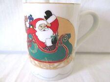 Otagiri santa claus sleigh mug