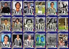 Juventus 1977 UEFA CUP Winners football trading cards