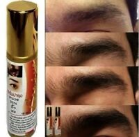 Genive Fast Hair Growth Serum Grow Your Beard Eyebrows Eyleashes 3 x Best Faster