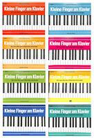 Kleine Finger am Klavier - Melodie Edition