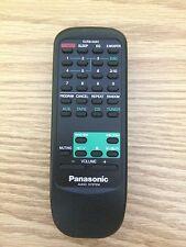 PANASONIC HIFI REMOTE CONTROL EUR644853