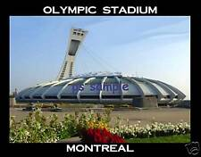 Montreal - OLYMPIC STADIUM - Souvenir Magnet