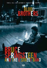 11105 // BRUCE SPRINGSTEEN & THE STREET BAND BLOOD BROTHERS DVD NEUF DEBALLE