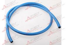 "-5 AN Push Lok Loc Lock Hose Fuel Coolant 5/16"", Blue"