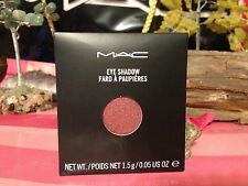 "MAC Eye Shadow REFILL  "" CRANBERRY "" NEW IN BOX AUTHENTIC FROM THE MAC STORE"