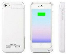 External Battery Charger Case Power Pack For iPhone 5/5s/5c 2200mAh Brand New!