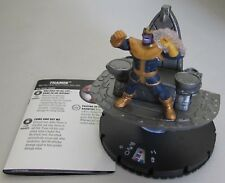 THANOS G018 Avengers Infinity Marvel HeroClix Colossal Rare