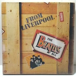 The Beatles - The Beatles Box: From Liverpool - PARLOPHONE SM 701 - SM 708