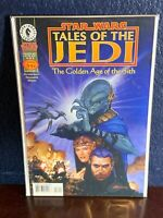 Dark Horse STAR WARS TALES OF THE JEDI Golden Age of Sith 0 1st Issue Comic Book
