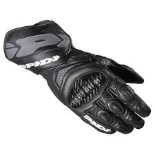 GUANTI GLOVES MOTO CARBO 7 BLACK SPIDI SIZE XL