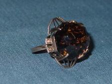 Art Nouveau/Jugendstil/Secessionist - Werkstatte/Hoffman style 10K Gold Ring