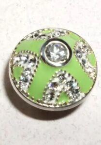Kameleon Jewel Pop KJP257 Peridot Crown Jewels Lime Green New