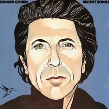 Leonard Cohen Recent Songs 180gm Vinyl LP & Sony Legacy