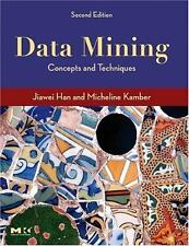 Data Mining: Concepts and Techniques, Second Edition (The Morgan Kaufmann Series