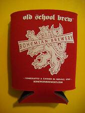 Beer Bottle Can Holder Koozie ~*~ BOHEMIAN Brewing Co ~ Midvale, UTAH Since 2001