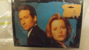 Inkworks X-Files Trading Card Complete Base Set (90 cards) - Seasons 4 & 5