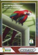 Panini Prizm World Cup 2014 Posters Pulsar Prizm #6 Manaus