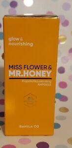 Banila Co Miss Flower & Mr Honey Propolis Rejuvenating Ampoule SEALED  NIB