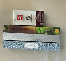 ~ Nespresso Limited edition Rwanda, Kona and Jamaica Blue Mountain + Illy ~