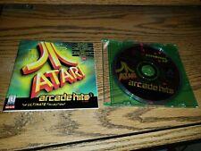 Atari Arcade Hits 1 (PC, 1999) Asteroids, Cetipede, Pong, Super Breakout & More