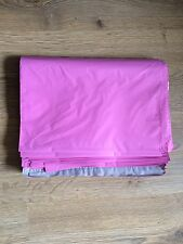 100 x mixed pink large Mailing bags postage bags, small, medium, large