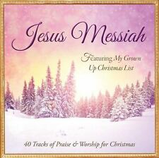 Jesus Messiah : 40 Tracks of Praise and Worship for Christmas by Classic Fox...