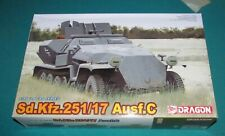 Sd. KFZ. 251/17 Ausf C Dragon 1/35 Complete & Unstarted