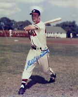 Eddie Mathews 8 x10 Autographed Signed Photo ( Braves HOF ) REPRINT