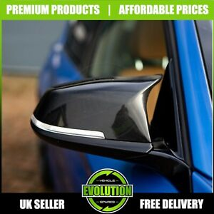 VW Scirocco 2008-2017 Wing Mirror Cover Covers Cap Piano Black M Style