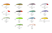 Halco Slidog 105 Stickbait Fishing Lure NEW @ Otto's Tackle World