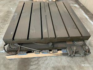 Airlift Table T Slotted 1200mm x 1200mm