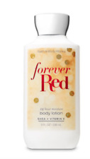 Bath and Body Works Lotion Forever Red Authentic Full Size 8 Ounce Buy 2+ Save
