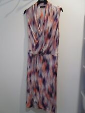 Ladies BNWOT Marks and Spencer Autograph Wrap Dress Size 10 (AE)