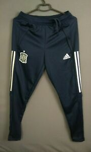 Spain Pants Size SMALL Mens Football Soccer Adidas FI6286 ig93