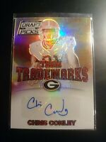 2015 Panini Prizm Collegiate Draft Picks Prizms Autographs #16 Chris Conley Auto