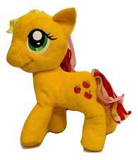 "Hasbro My Little Pony AppleJack Horse Stuffed Animal Plush 12"" MLP"