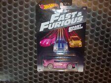 Hot Wheels Wal-Mart Fast And Furious #1 Honda S2000 Pink