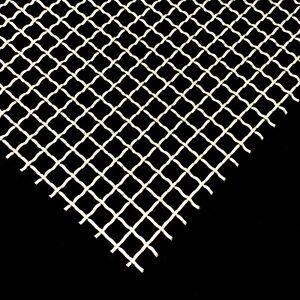 Individuelle Wellengitter Stahl Verzinkt - Maschenweite 10mm x 10mm - 2,0mm dick