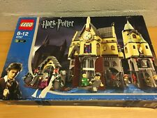 HARRY POTTER LEGO 4757 HOGWARTS CASTLE SECOND EDITION RARE COMPLETE BOXED
