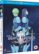 Tales Of Vesperia: The First Strike Blu-ray/DVD Double Play, DVD | 5022366350747
