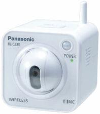 Panasonic BL-C230 H.264/MPEG4 Wireless Home Network/IP Camera Microphone