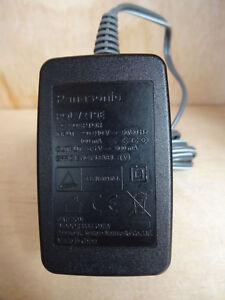 Panasonic PQLV219E UK AC Adaptor Power Cable